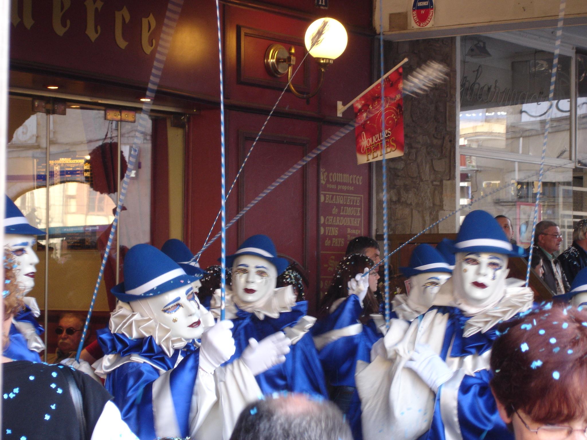 [Vidéo] Le Carnaval de Limoux
