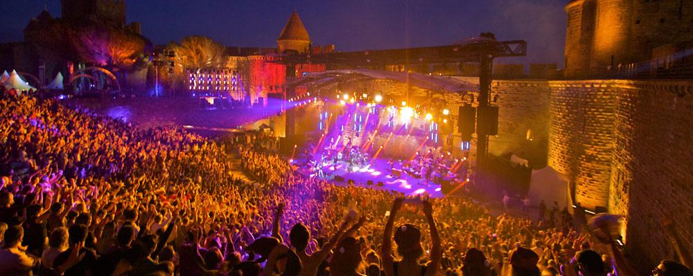 Programme Off du festival de Carcassonne