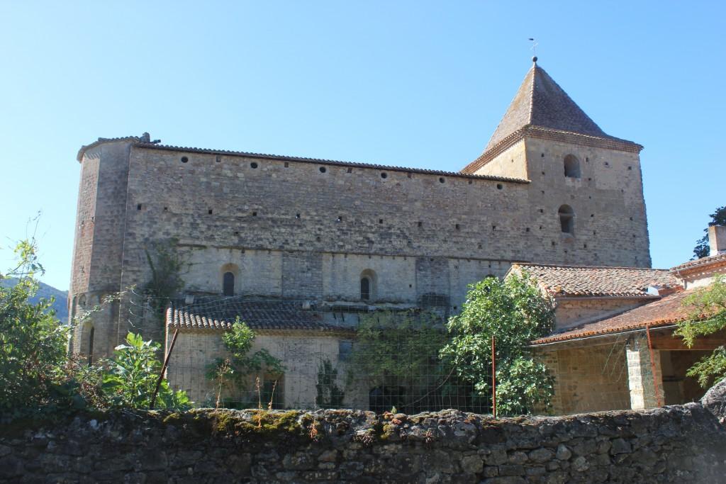 Abbaye de Saint-Polycarpe - Aude