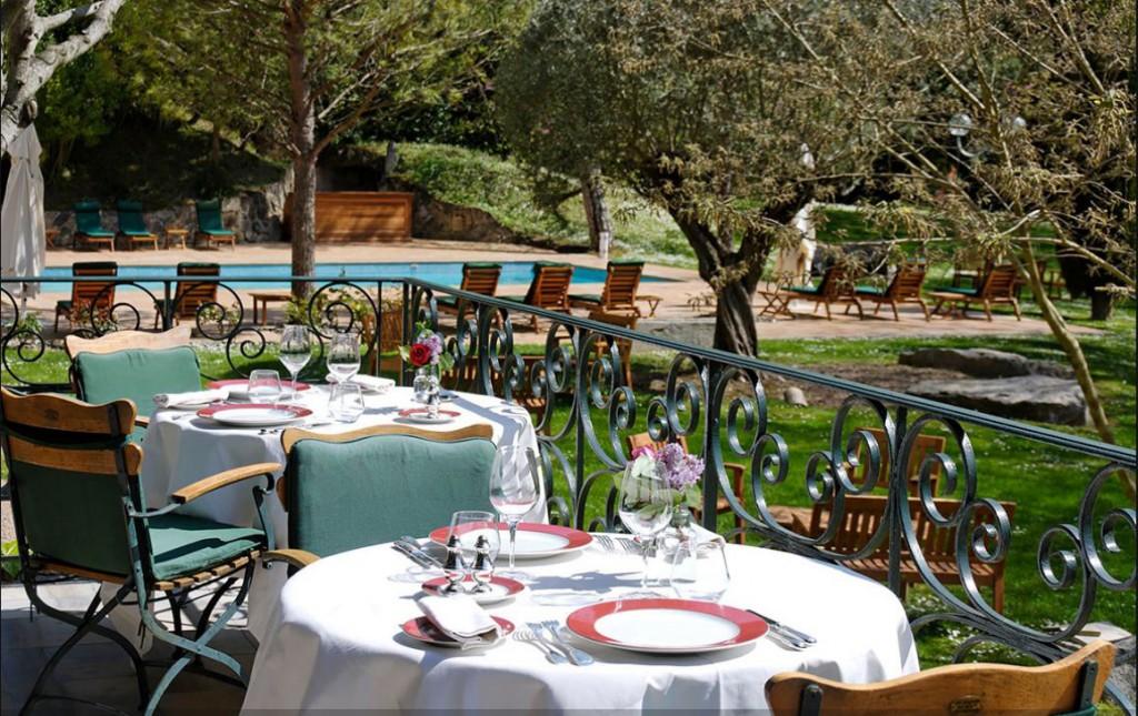 Restaurant Domaine d'Auriac Carcassonne