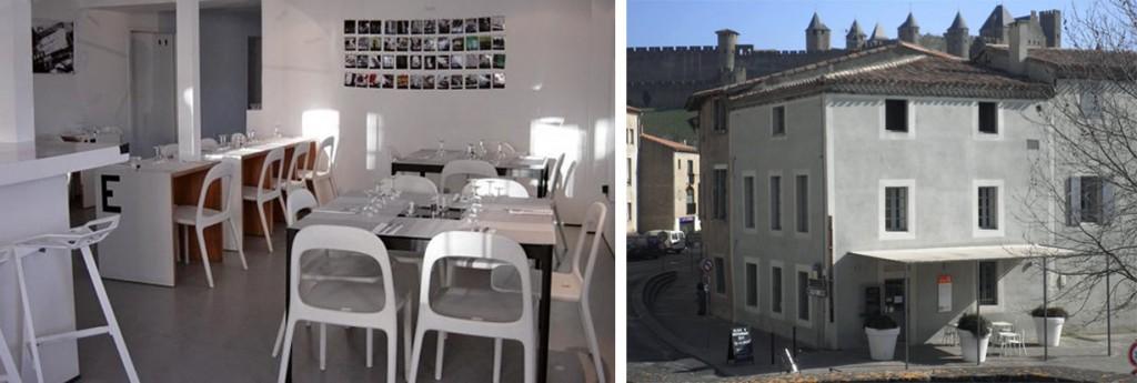 Restaurant Bloc G Carcassonne