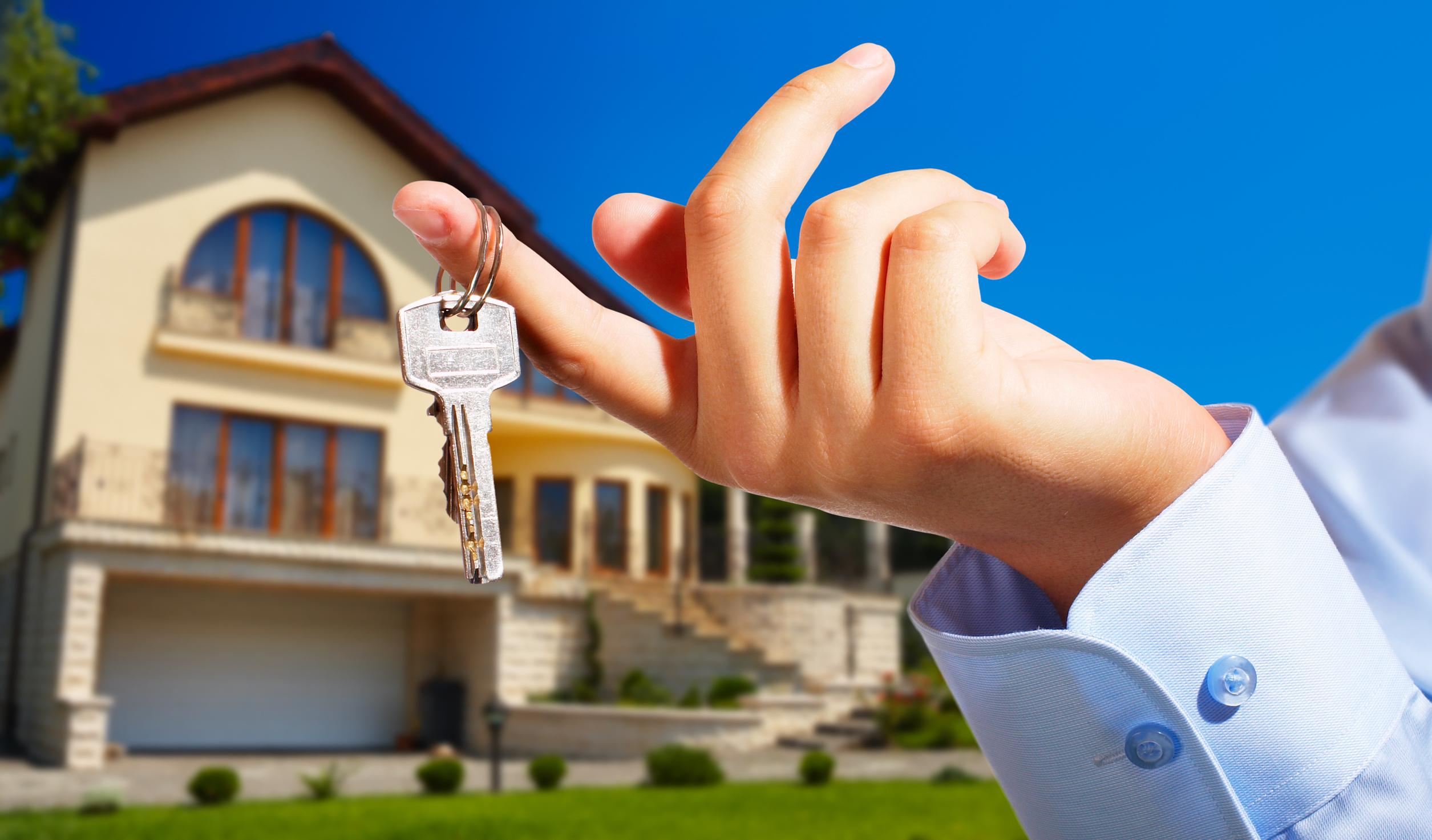 Le marché de l'immobilier en 3 chiffres
