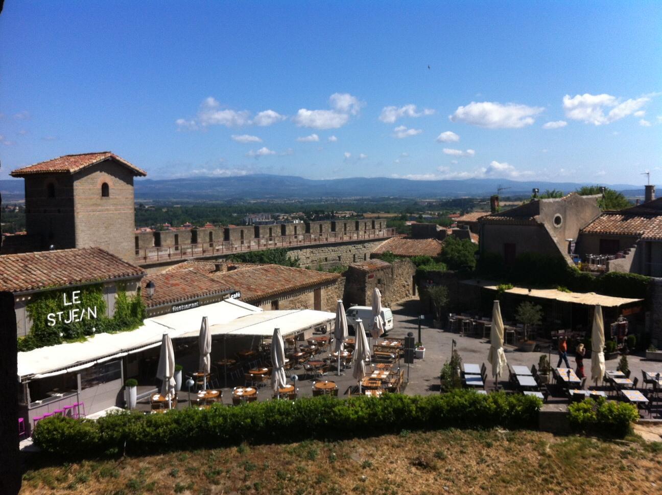 Où manger à Carcassonne ? Au Saint Jean