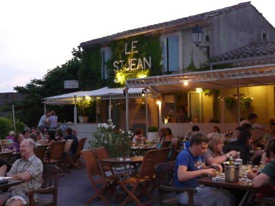 Restaurant Le Saint jean Carcassonne