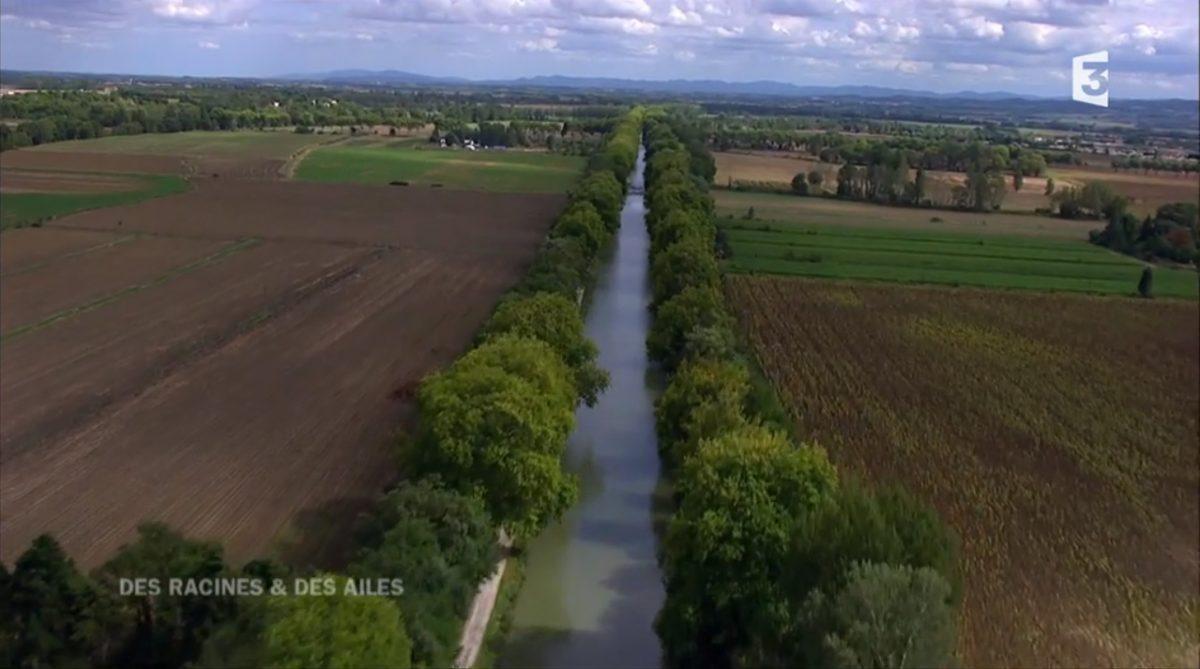 Des racines et des ailes – le Canal du Midi