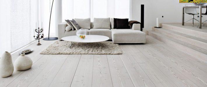 6 types de plancher pour un salon