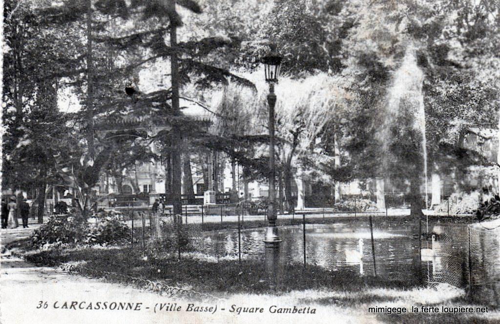 [Mardi rétro] le Dôme et le square Gambetta