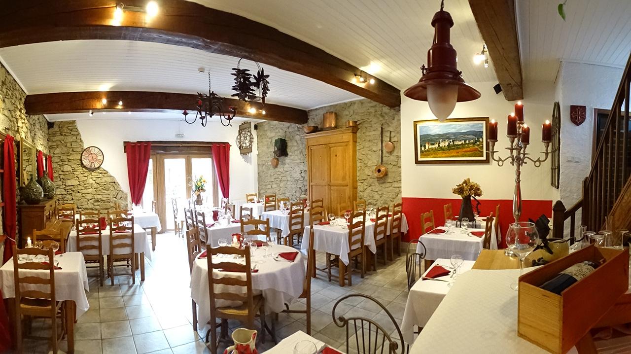 Où manger à Carcassonne ? Le Jardin de l'Estagnol