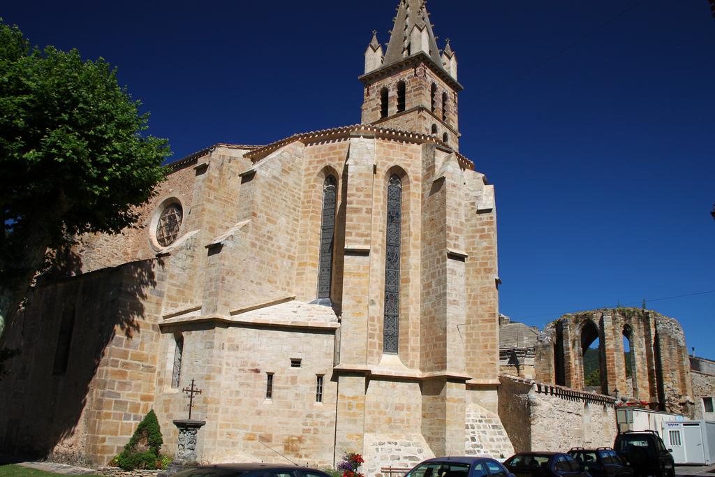 Les abbayes de l'Aude – abbaye d'Alet-les-Bains