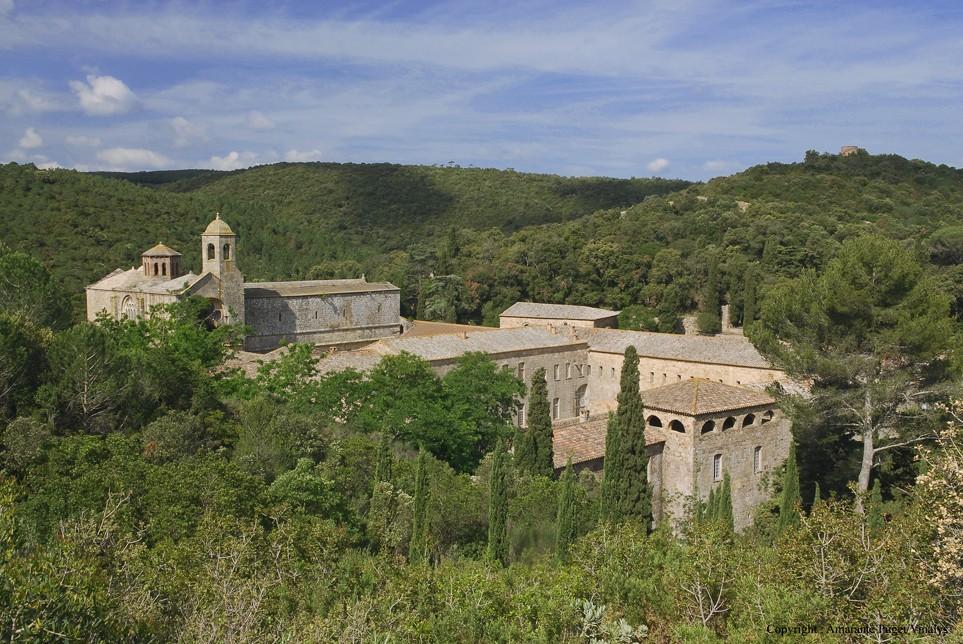 Les abbayes de l'Aude – Fontfroide