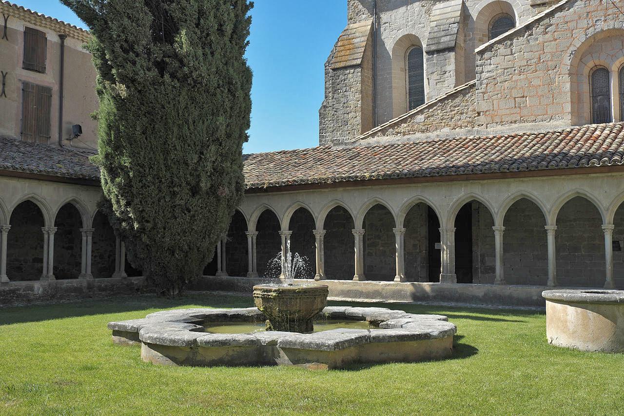Les abbayes de l'Aude – abbaye de Saint-Hilaire