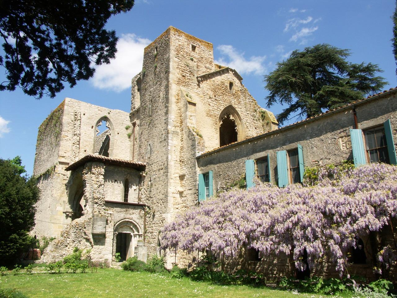 Les abbayes de l'Aude – Villelongue