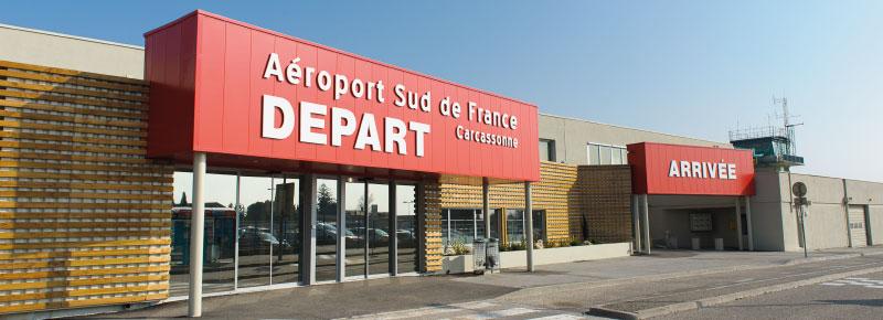 Aéroport Carcassonne – une nouvelle ligne vers Oran en Algérie