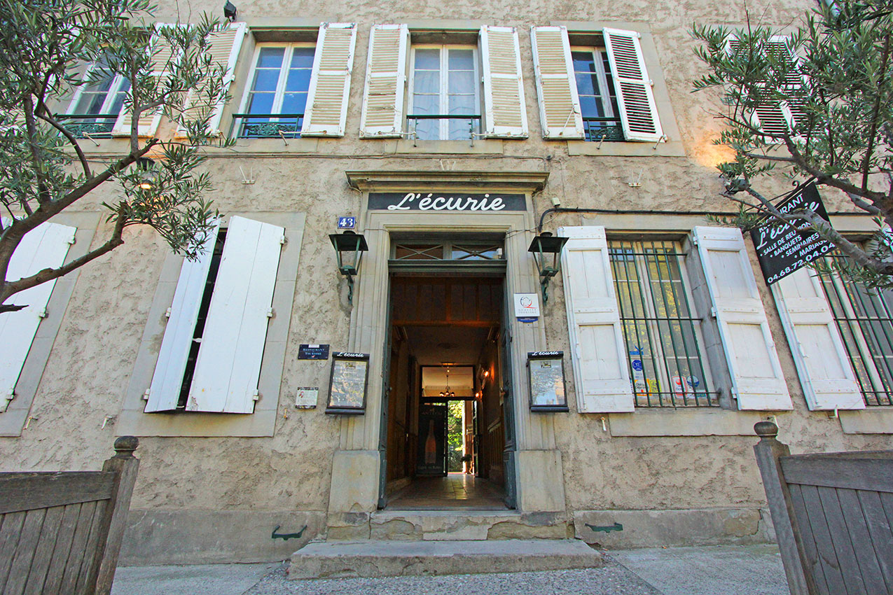 Où manger à Carcassonne ? A l'Écurie