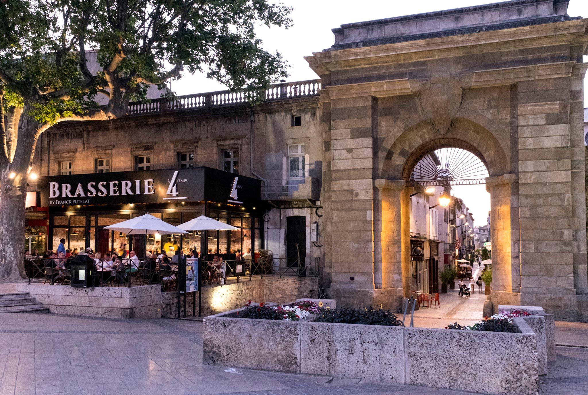 Où manger à Carcassonne ? A la Brasserie A Quatre Temps