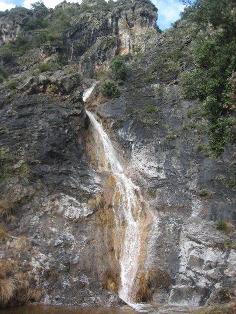 La cascade de Dernacueillette