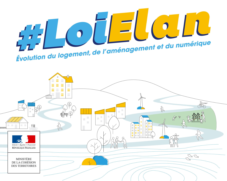 Loi logement 2018 Elan