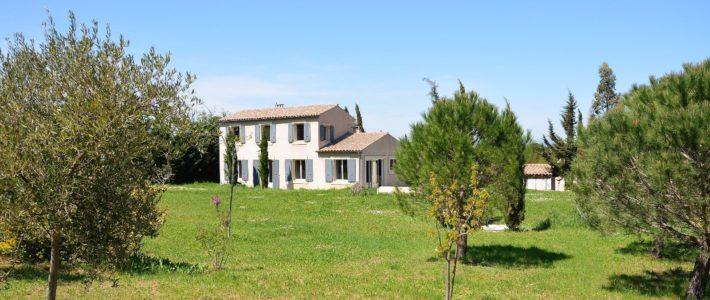 Villa avec piscine à vendre à Carcassonne – vidéo drone