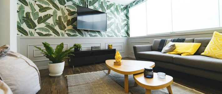 Les astuces pour moderniser son salon