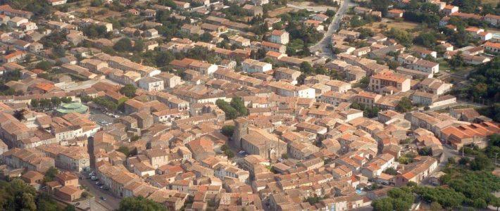 Les villages en circulade de L'Aude