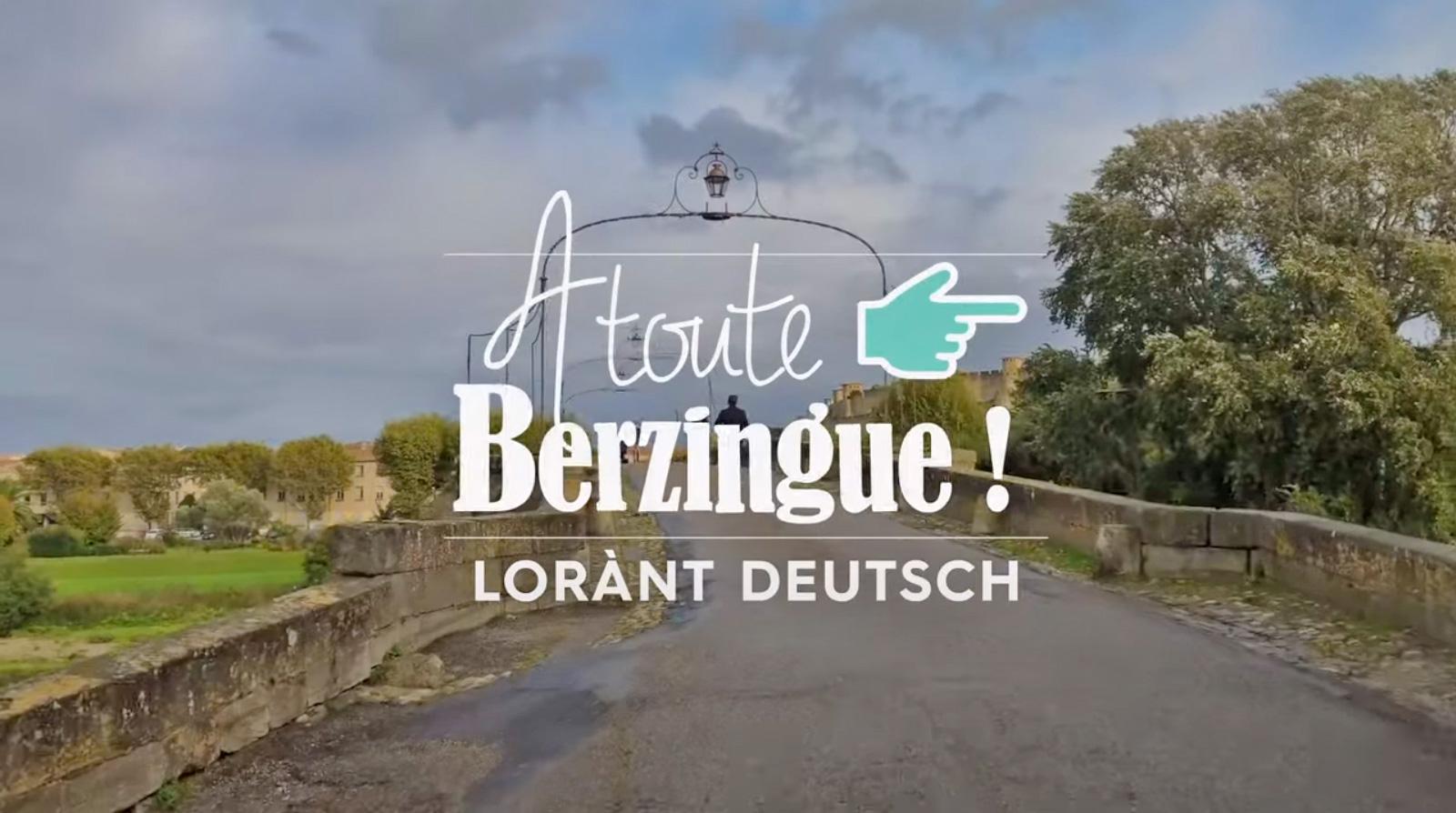 Lorànt Deutsch - A toute Berzingue - Carcassonne