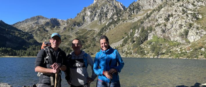 La Team Nestenn Carcassonne au sommet